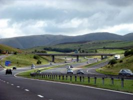 Cumbrian Curves by loganberrybunny