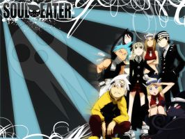 Soul Eater Wallpaper by Kirin-Wilder