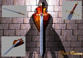 Longsword by Kratos-YMVS