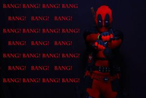 Deadpool Bang! Bang! by Cadmus130