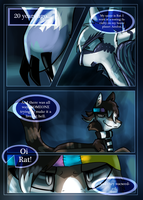 Exile Chapter One: Vilify Page Three by Litwicke