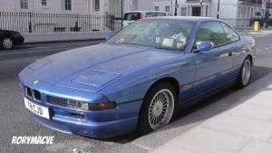 1999 BMW 8 Series by The-Transport-Guild