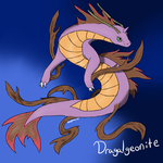 Day 3 - Dragalgeonite by DragonCuali