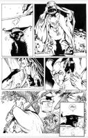 Zeke and Kro pg. 5 by MANSYC