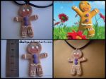 Shrek Gingerbread Man by Shatya