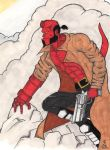 Hellboy by Shaun2186