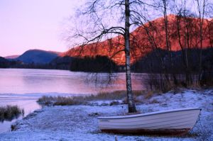 Of a Frozen Boat by yama-dharma