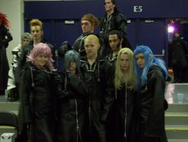 Organization XIII Group by SailorUsagiChan