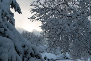 Snow-set by Chiller252
