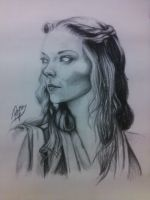 Margaery Tyrell by RoysRoys