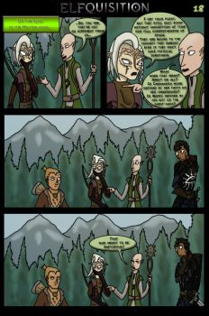 Dragon Age: Elfquisition - Page 18 by Silfae