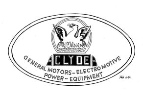 Clyde Builders Plate by DragonWolfACe