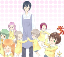 CG: Lelouch of the daycare by RuruRoro