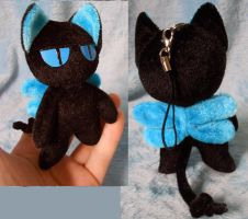 Spinel Sun keychain plush (up for sale) by Rens-twin