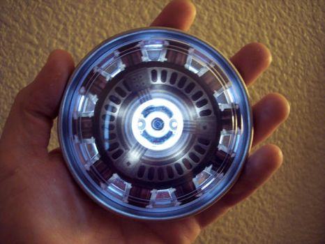 IronMan Arc Reactor Heart by TimDrakeRobin