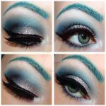 New Years' Glitter Makeup by MakeupAndMages