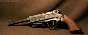 Mal's Pistol Number 2 by JohnsonArms