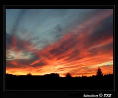 August Sunset 6 by hutsonlover