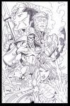 Cyberforce Pencil by gioparedes