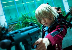 Resonance of Fate - Machine by Gwiffen
