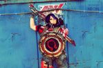 Athena - Borderlands Pre- Sequel by Its-Raining-Neon