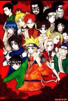 .:SuPeR-NaRuTo-ShOwDoWn:. by Anzel-X