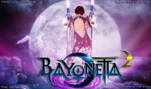 Bayonetta2 cosplay - Wallpaper by JudyHelsing