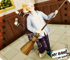 . : My Band My Way : . by cam0001