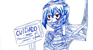 CUIDAD0 by kawamatil