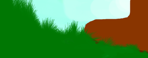 Boot in the Grass by Novelwrite
