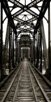 southern rail road bridge by googoo450
