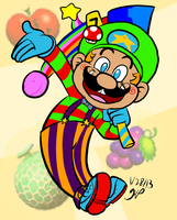 OH. YOU MEAN HE BECOMES TRICKSTER MARIO. by Nintendo-Nut1