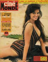 Claudia Cardinale 'mag' by slr1238