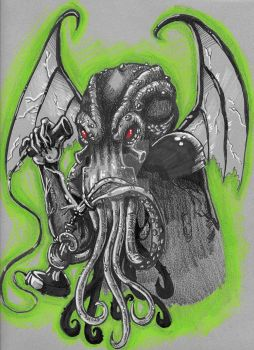 Call from Cthulhu by TonyTempest