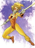 Thundercats Cheetara by RobertAtkins