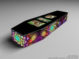 Mark's Coffin by Simon-Marks-Brother