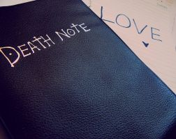 Death note by MileyPink26