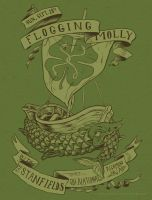 Flogging Molly by Mttt