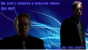 Shallow Grave by icewormie