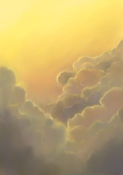 Clouds by Tejayfc