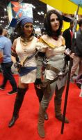 NYCC'12 Isabella and Bethany I by zer0guard