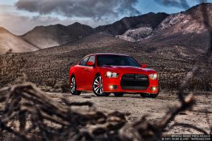 2012 Charger SRT8 4, Press Kit by notbland