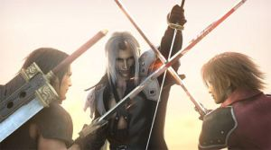 Final Fantasy VII: Crisis Core by SydProQuo