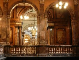 Glasgow City Chambers by TawnsterMonster