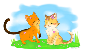 WoBS:  Spring Has Sprung -check1- by Eeveelutions95