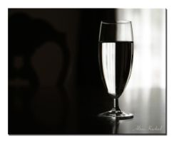 Glass of Water by AlinaKurbiel