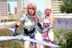 Otakon 2014 - Defiers of Fate(PS) 31 by VideoGameStupid