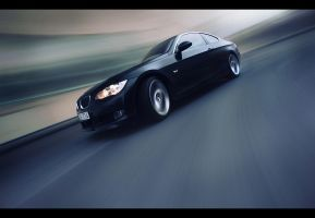 BMW 335 - ROLLING SHOT 3 by dejz0r