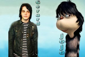jojo gerard by smileysquirrels