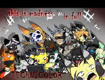RC: This is madness in full techniclor by Pikachim-Michi